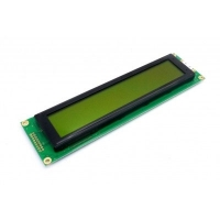 Display LCD 40x04 Verde com Luz de Fundo (Back Light) WH-4004A-YYH-JT