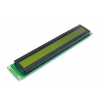 Display LCD 40x02 Verde com Luz de Fundo (Back Light) WH-4002A-YYH-JT