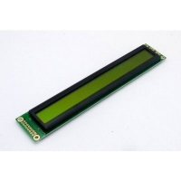 Display LCD 40x02 Verde sem Luz de Fundo (Back Light) WH-4002A-NYG-JT
