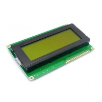Display LCD 20x04 Verde com Luz de Fundo (Back Light) WH-2004A-YYH-JT