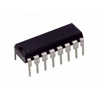 Circuito Integrado ADG508AKNZ DIP-16 - Analog Devices