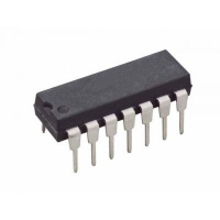 Circuito Integrado AD7512DIJN DIP-14 - Analog Devices